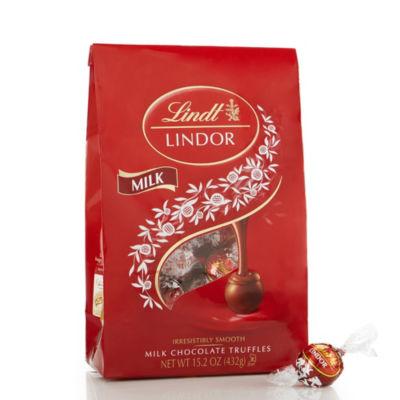 Lindor Milk Chocolate Truffles - 15.2 oz