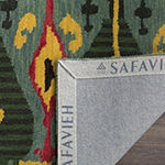 Safavieh Ikat Collection Dennis Geometric Square Area Rug