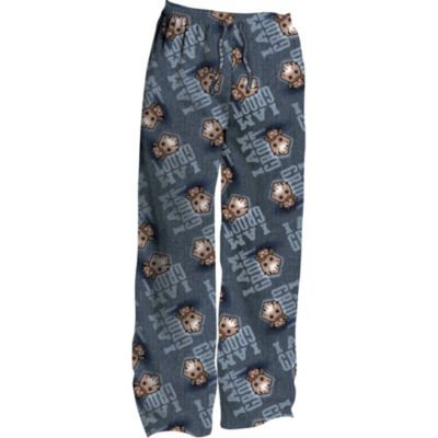 Mens Tall Microfleece Pajama Pants