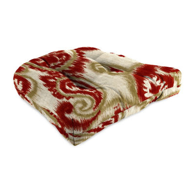 Jordan Manufacturing Wicker Patio Seat Cushion