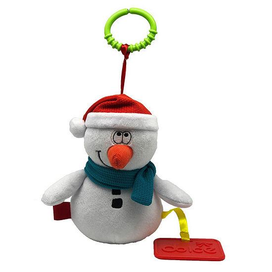 Holiday Snowman Plush