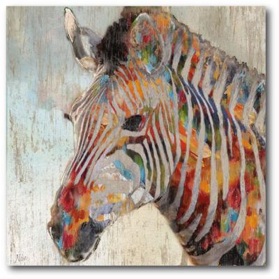 African Safari I Canvas Art
