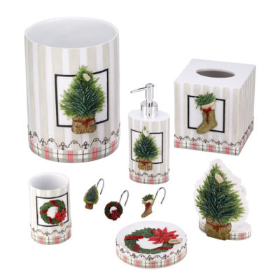 Avanti Farmhouse Holiday Soap Dispenser