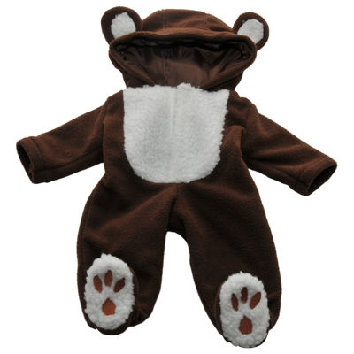 The Queen's Treasures 15 Inch Baby Doll Bear Sleeper Clothes