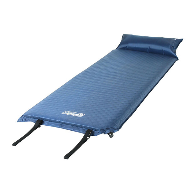 Coleman Self-Inflating Pad with Pillow