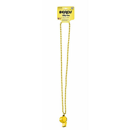 Yellow Whistle Dress Up Accessory