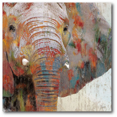 African Safari II Canvas Art