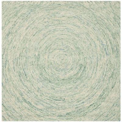 Safavieh Ikat Collection Randall Geometric SquareArea Rug