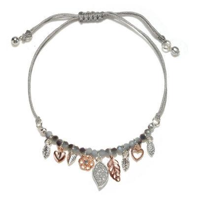 Mixit Delicates Womens Charm Bracelet