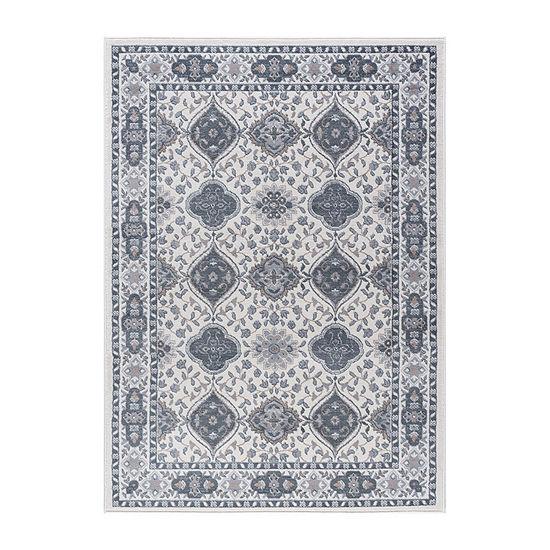 Tayse Syracuse Traditional Oriental Rug