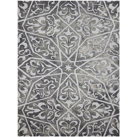 Amer Rugs Shibori AD Hand-Tufted Wool Rug
