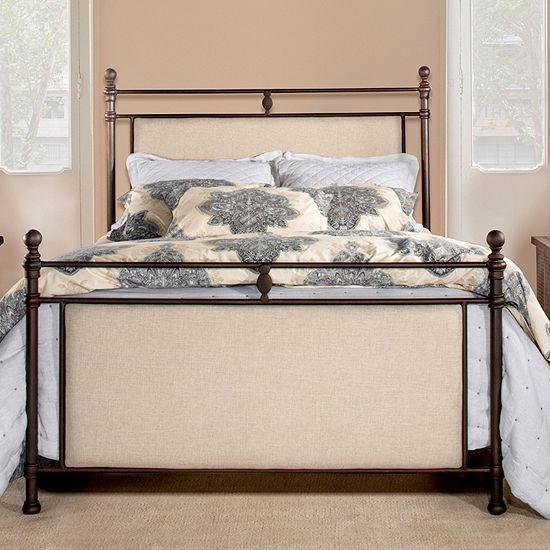 Ashley Metal Upholstered Bed