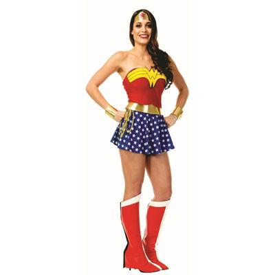 Buyseasons 10-pc. Wonder Woman Dress Up Costume