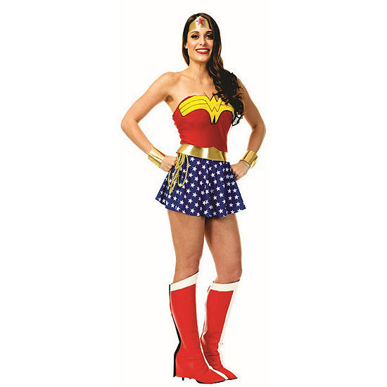 Justice League Womens Wonder Woman Costume Costume Costume