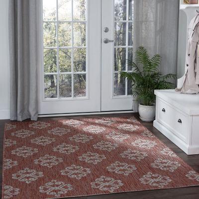 Tayse Vega Rectangular Indoor/Outdoor Rugs