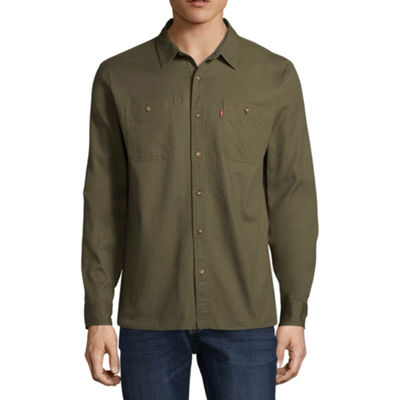 Levi's® Long Sleeve Woven Morphe Shirt