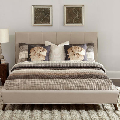 Aussie Upholstered Platform Bed