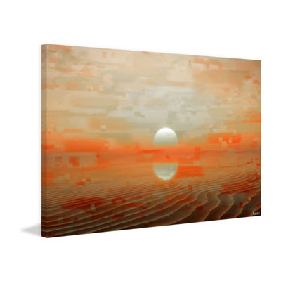Smara Painting Print on Wrapped Canvas