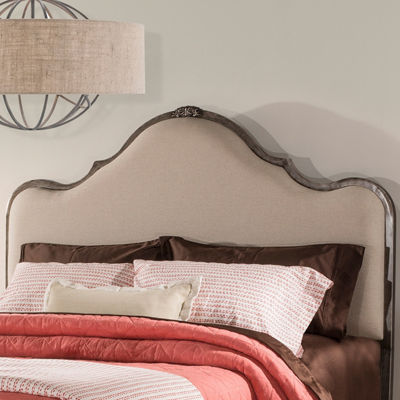 Delray Tweed Upholstered Headboard