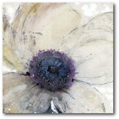 Flower Flow II Canvas Art