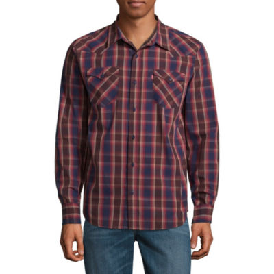 Levi's® Long Sleeve Arthur Woven Shirt