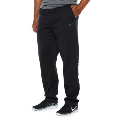 Nike Mens Athletic Fit Workout Pants - Big and Tall