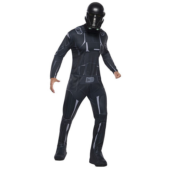Rogue One: Mens Death Trooper Dress Up Costume (One Size Fits Most) Costume