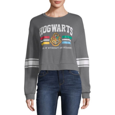 Harry Potter Hogwarts Sweatshirt - Juniors