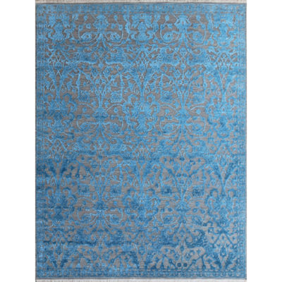 Amer Rugs Joy AB Hand-Woven Wool and Viscose Rug