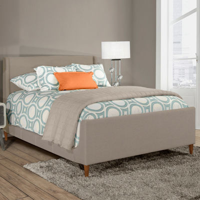 Denmark Tweed Upholsted Bed