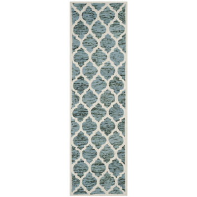 Safavieh Himalaya Collection Alison Abstract Runner Rug