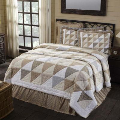 VHC Boho & Eclectic Farmhouse Bedding - Joanna Quilt