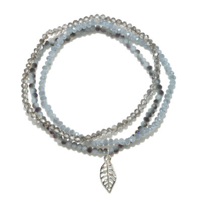 Mixit Delicates Womens Beaded Bracelet