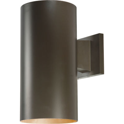 1-Light 12-Inch Antique Bronze Outdoor Wall Sconce