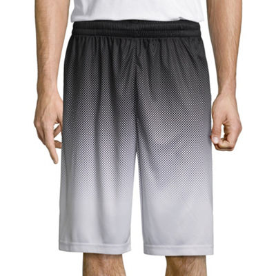 Xersion Mens Drawstring Waist Basketball Shorts