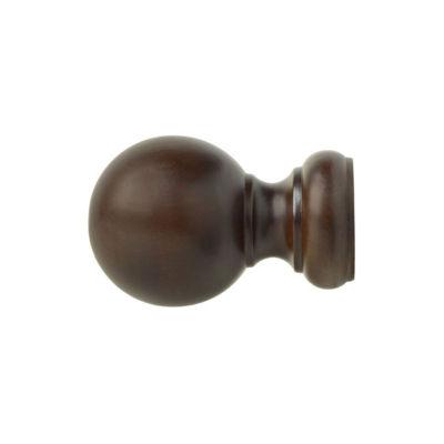 Kirsch Wood Trends - Ball 2-pc. Finials