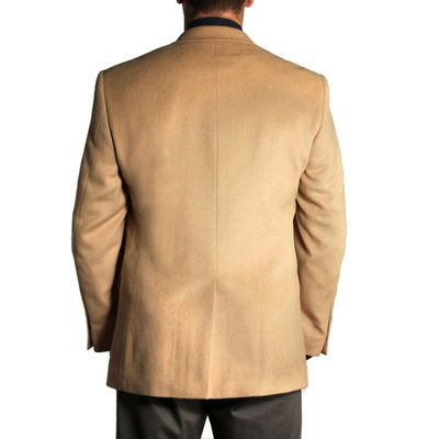 Jean Paul Germain Camel Hair Sport Coat - Big & Tall