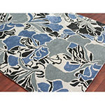 Amer Rugs Shimmer AD Hand-Tufted Wool and Viscose Rug