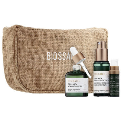 Biossance Only the Good Clean Beauty Gift Set