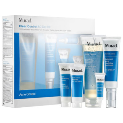 Murad Clear Control 60-Day Kit