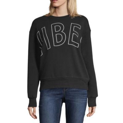 "VIbes"" Sweatshirt - Juniors"