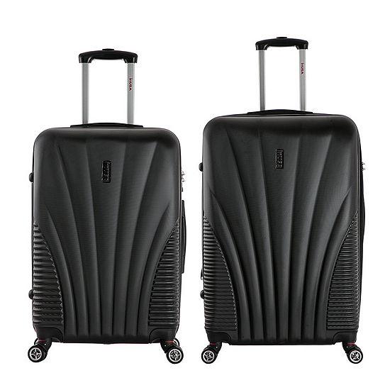 InUSA Chicago Lightweight Hardside Spinner 2-pc. Medium and Large Luggage Set
