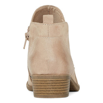 Arizona Womens Gale Block Heel Bootie