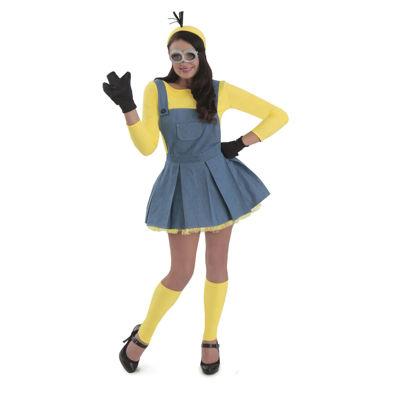 Buyseasons 7-pc. Minons Dress Up Costume