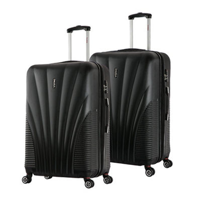 InUSA Chicago Lightweight Hardside Spinner 2-pc. Medium and Large Luggage Set