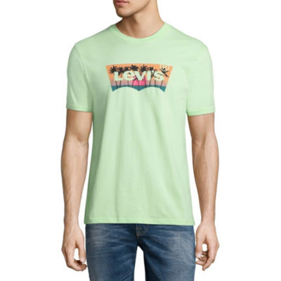 Levi's Short Sleeve Logo Graphic T-Shirt