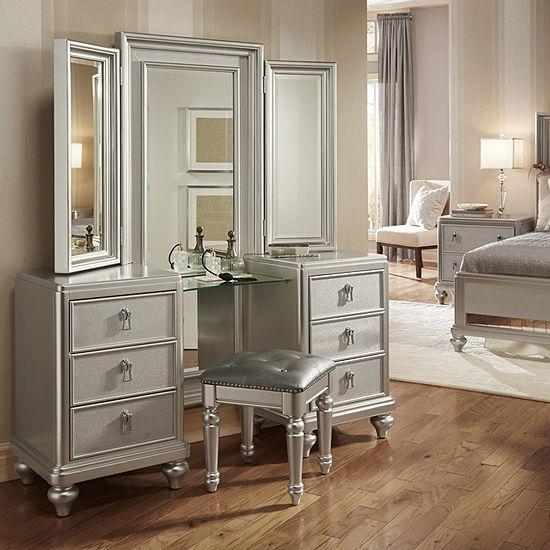 Diva Vanity with Landscape Mirror