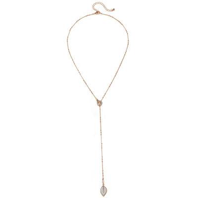 Mixit Delicates Womens Y Necklace