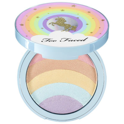 Too Faced Rainbow Strobe Highlighter – Life's A Festival Collection