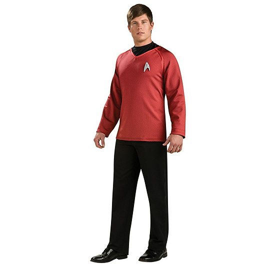 Star Trek Mens Grand Heritage Scotty Dress Up Costume